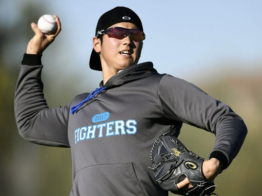 Shohei Otani is likely to leave Japan and sign with a Major League Baseball team after this season, multiple reports in Japanese media said Wednesday, Sept. 13, 2017, a move that would cost the 23-year-old pitcher and outfielder more than $100 million.