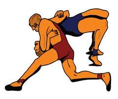 State Wrestling from Boardwalk Hall - Saturday
