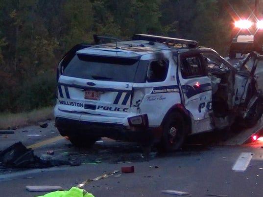 Harwood Car Accident
