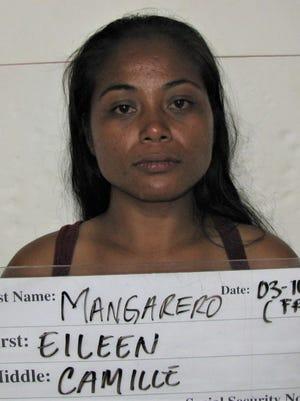 Eileen Camille Mangarero