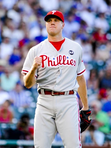 Closer Jonathan Papelbon has saved 342 games in his