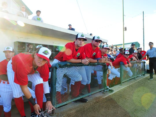 The Great Falls Voyagers will try to earn a Pioneer League championship Thursday night at Centene Stadium.