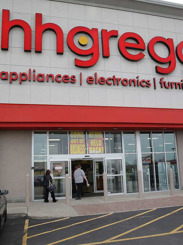 Retail Apocalypse Limits Hhgregg S Replacements