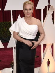Actress Patricia Arquette attends the 87th Annual Academy