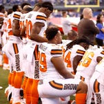 Donald Trump, divider in chief, tackles NFL