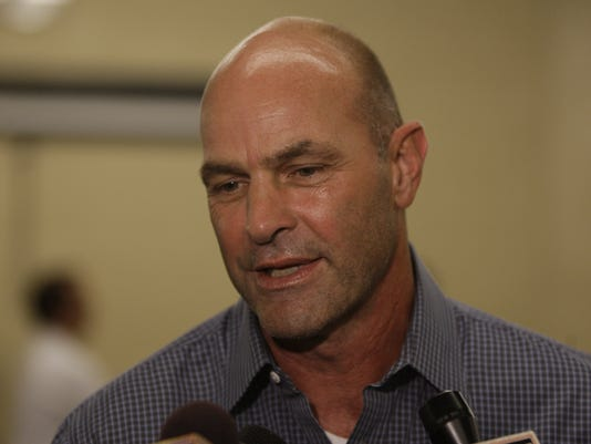 Odds are in Kirk Gibson's favor against Parkinson's disease