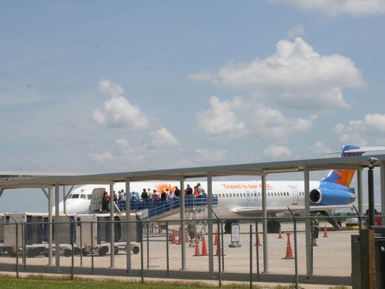Tourism: Punta Gorda Airport saw a record increase in passenger traffic, which jumped 88 percent in 2014.