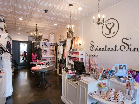 f67c2147c78d7 Red Bank lingerie store Sweetest Sin looks to do good