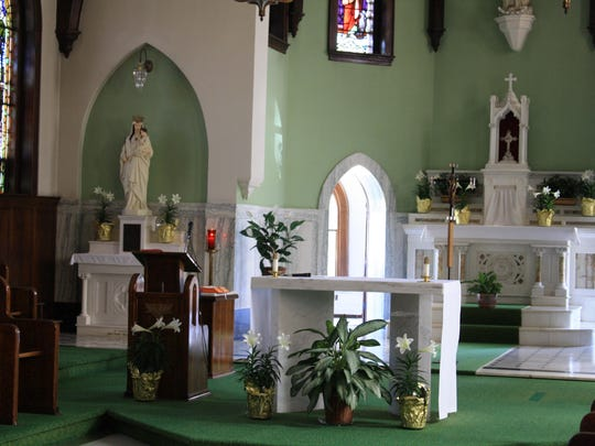 Sisters of Mercy Chapel