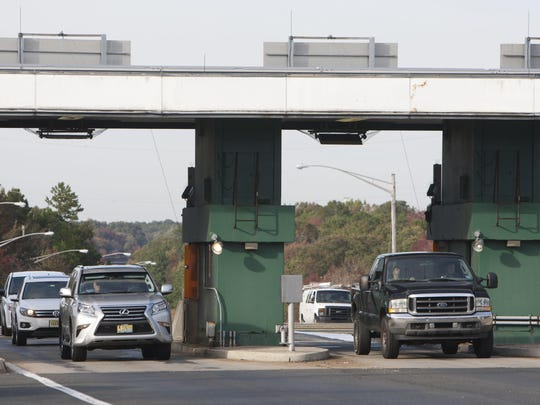 New Jersey collects one-fifth of all tolls paid in Untied States.