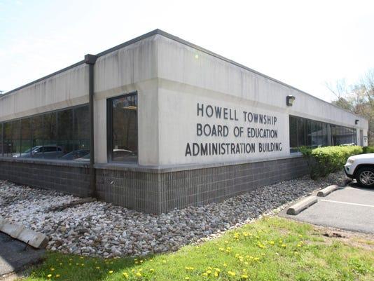 Howell BOE building