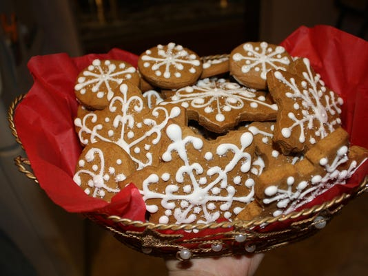 3 Christmas Cookie Recipes From Central Jersey Bakers