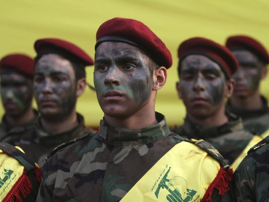 Mideast Hezbollah Recruiting For Syria