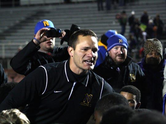 Mahon, a 2003 Hamilton High School graduate, was previously the head coach at Little Miami and Northwest