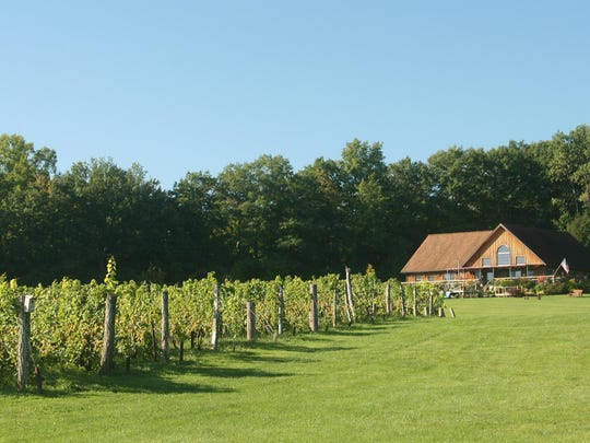 Buttonwood Vineyard is one of the wineries along the