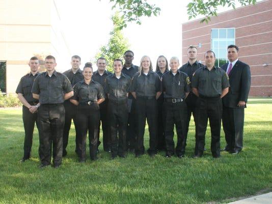 MTC peace officer grads