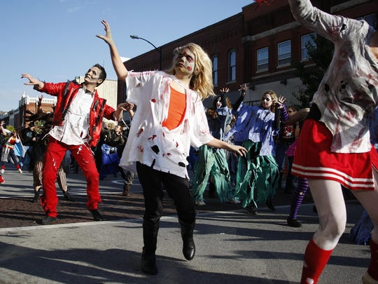 Thriller on C-Street has only been around a few years,