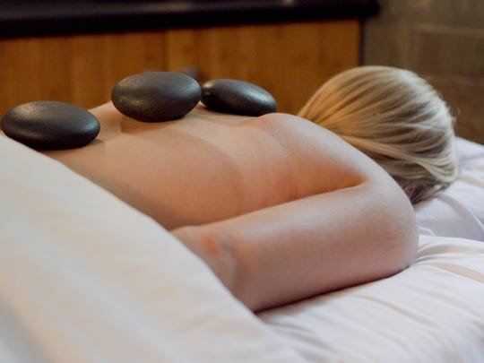 A variety of massages is offered at Buttermilk Inn and Spa in Milton.