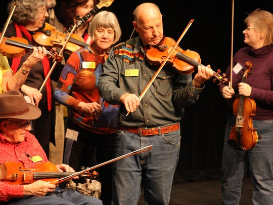 Oregon Old Time Fiddlers Association is holding its Champion Fiddle Contest 8 a.m. to 10 p.m. March 18 at Chemeketa Community College in the Building 6 Auditorium. $7, $6 seniors, $3 students.