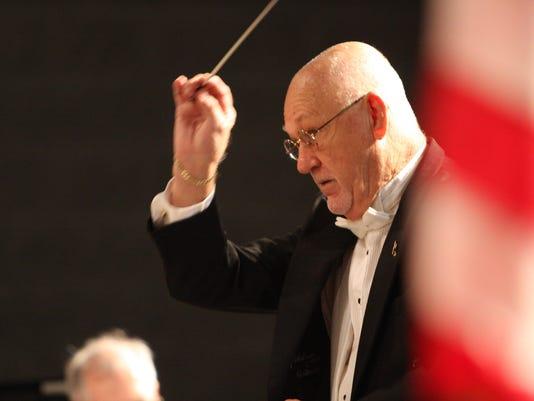 Conductor Marion Scott