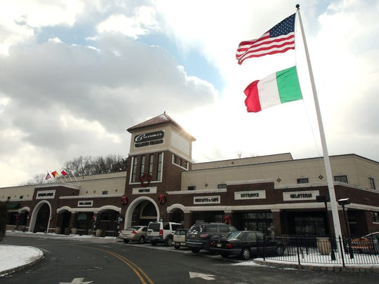 Calandra's Italian Village in Caldwell is more like a mall, a collection of shops and eateries, housed in a single building.