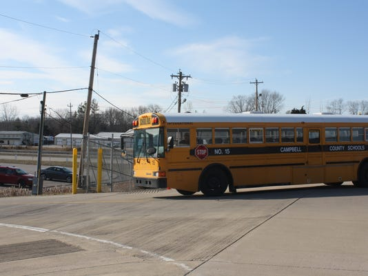 Campbell County Schools budgeting includes wage increases