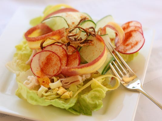 Garden Fresh Chef's Salad with Crispy Shallots.jpg