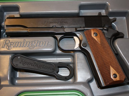 Remington is moving its R1 pistol production line to its Huntsville location.