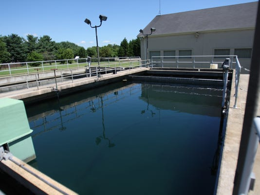Franklin Water Plant