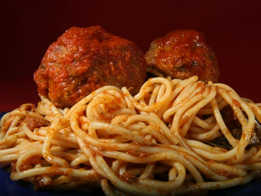 Meatballs, movies meet for family night
