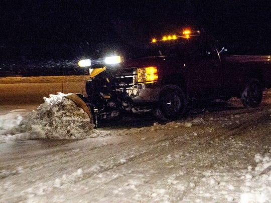 SnoHub, a mobile app bringing on-demand snowplow services