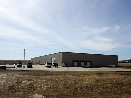 An expansion of the former Integra Plastics facility in Madison is almost done. Raven bought Integra in February.