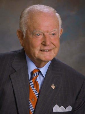 Bobby Chain, former mayor of Hattiesburg