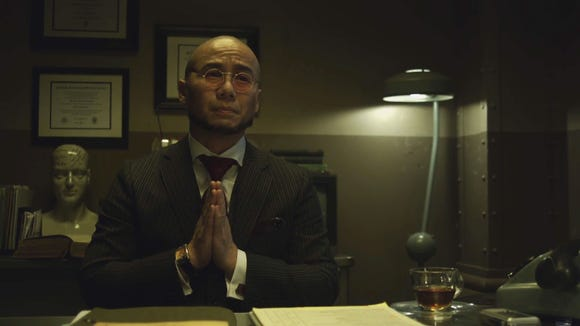 BD Wong's Hugo Strange is a cool villain —and not