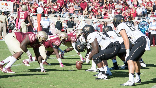 Florida State will look to move to 5-2 in 2016 against Wake Forest.