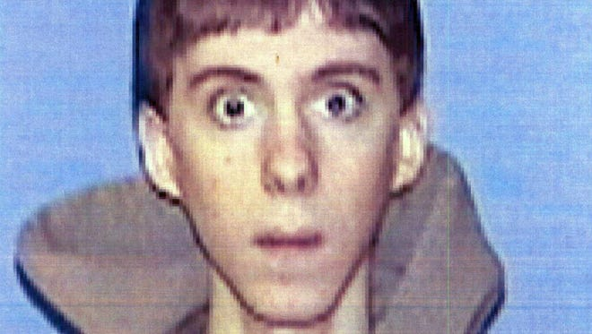 This undated photo shows former student Adam Lanza, who carried out the shooting massacre at Sandy Hook Elementary School in December 2012.