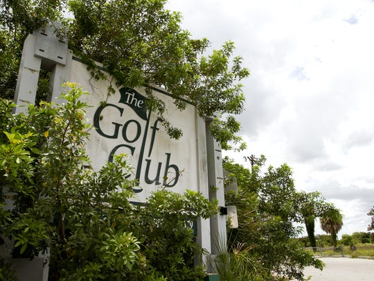 Cape Coral City Manager John Szerlag is negotiating environmental remediation for the 175-acre old golf course property in southeast Cape.