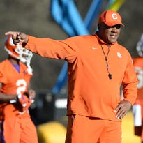Jaguars officially hire Clemson's Hobby