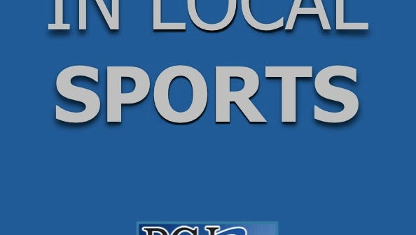 In local sports