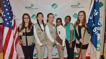 Girl Scouts grow into women of courage, confidence and character who make the world a better place.