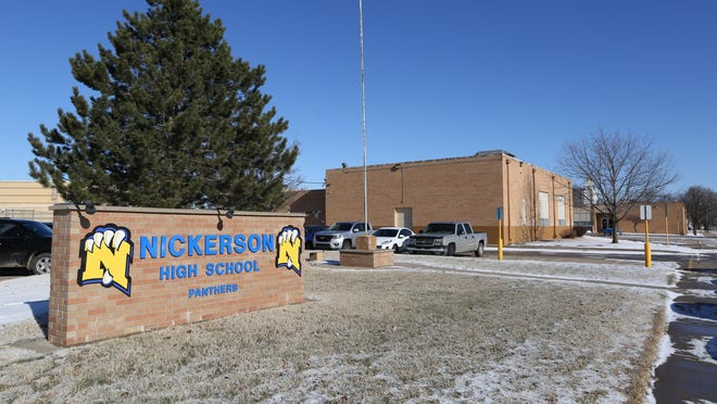 Nickerson High School classes remain online through the end of the year.