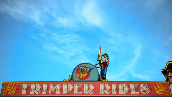 Trimper's Rides and Amusement has been named as the Country's Oldest Family-Owned National Amusement Park. Aug. 31, 2016