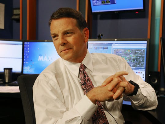 KY3 chief meteorologist Ron Hearst says the job is