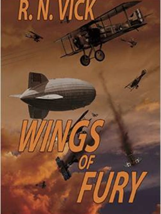 Wings of Fury cover