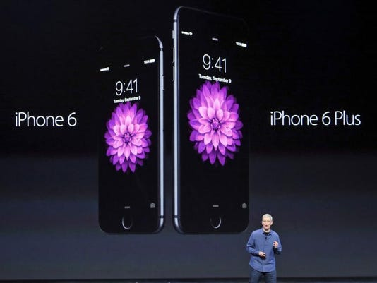 USAT iPhone sell out.JPG