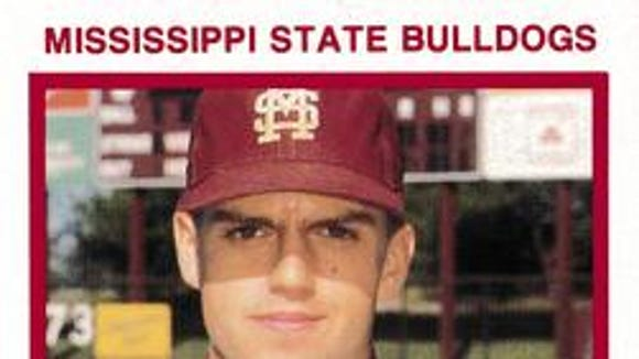 Former Mississippi State pitcher Jay Powell was selected as a 2014 SEC baseball Legend. He will be honored during next week's conference tournament.