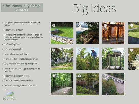 Some details on the 'Community Porch' concept