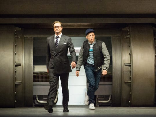 Kingsman movie review