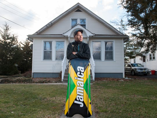 Vineland native Anthony Watson will compete in the Winter Olympics in South Korea for Jamaica in the skeleton.