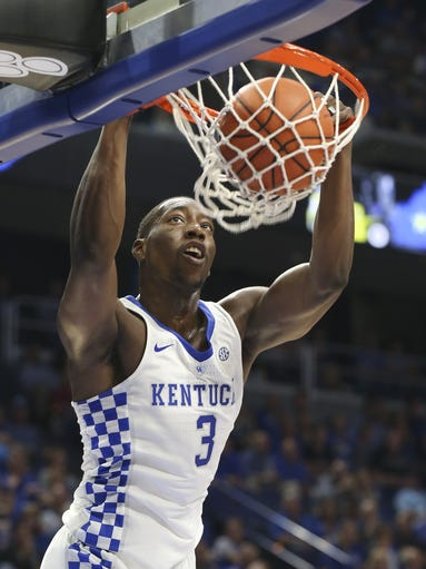 Sam Upshaw Jr./Courier-Journal CBS Sports reports that